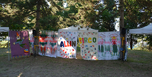 Coltiviamo Buone Idee: raccolta fondi per progetto Allincirco a Villa Dionora by Ass.culturale Between